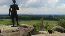 Small Group Gettysburg Battlefield Day Trip from Greater Washington DC Area, Washington DC, Private...