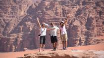2-Day Petra, Wadi Rum, Red Sea and Dead Sea Tour from Amman , Amman, Overnight Tours