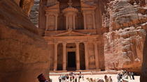 2-Day Weekend Guided Tour: Petra - Wadi Rum - Mujib Trail and Dead Sea, Amman, Overnight Tours