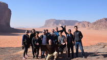 5 Day Tour: Amman Petra Jerash Mount Nebo Karak Castle Wadi Rum Red & Dead Sea, Amman, 4WD, ATV & ...
