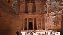 Full-Day Private Round-Trip Transfers to Petra from Amman, Amman