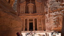 Petra and Little Petra Private Day Tour, Amman, Private Day Trips