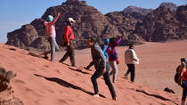 Tour privato 3Day: Petra Mount Nebo e Al Karak Castle Wadi Rum Red and Dead Seas, Amman, Tour di più giorni