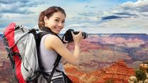 Multi-stop Grand Canyon National Park met wandelgids, Las Vegas, Attraction Tickets