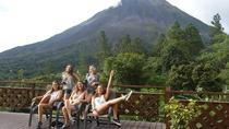 Arenal Observatory and Hiking Tour from La Fortuna, La Fortuna, Hiking & Camping