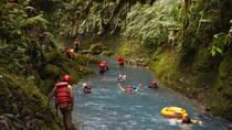 Full-Day Blue Falls Canyon Tour From La Fortuna, La Fortuna