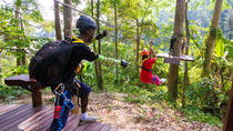 Flying Hanuman - Phuket Zipline Park, Phuket, 4WD, ATV & Off-Road Tours