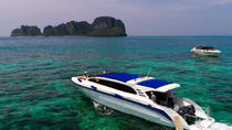 Phi Phi Islands - Less crowded with early departure, Phuket, Airport & Ground Transfers