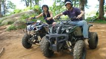 Phuket River Rafting, ATV, Zipline, and Cave Temple Tour