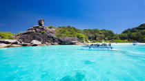 Similan Islands by Speedboat Including Lunch and Transfers From Phuket, Phuket, Jet Boats & Speed ...