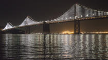 Friday Night Bay Lights Sail, San Francisco, null