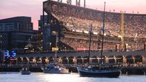 San Francisco Giants Zuschauer-Bootstour in McCovey Cove ab Sausalito, Sausalito