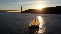 Saturday Sunset Sail on the San Francisco Bay, Sausalito, Sailing Trips
