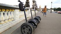 Segway Type Scooters-Renting Paris, Paris, Segway Tours
