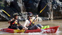 2-Day Mekong River Kayaking Tour including Village Homestay from Luang Prabang, Luang Prabang, ...
