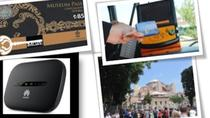 Istanbul City Pack, Istanbul, Walking Tours