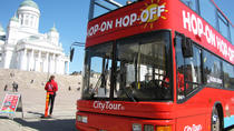 Biglietto Hop-On Hop-Off valido 24 ore sul Red Bus di Helsinki, Helsinki, Tour hop-on/hop-off