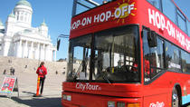 Helsinki Red Bus 24h Hop-On Hop-Off Ticket, Helsinki, Walking Tours