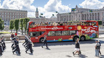 Stockholm Red Bus 72h Hop-On Hop-Off Ticket, Stockholm, Ports of Call Tours