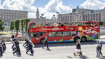 Stockholm Rode Bus 24h hop-on hop-off ticket, Stockholm, Hop-on Hop-off tours