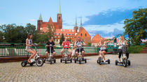 The Grand E-Scooter (3 wheeler) Tour of Wroclaw - everyday tour at 9:30 am, Wroclaw, Cultural Tours