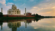 Guided Sunrise Tour of The Taj Mahal With 3 World Heritages UNESCO Sites Agra, Agra, Day Trips