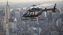 New York Helicopter Tour: City Skyline Experience, New York City, Private Sightseeing Tours