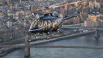 New York Helicopter Tour: Manhattan Highlights, New York City, Day Cruises