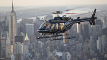 New York-helikoptertour: Manhattan, Brooklyn en Staten Island, New York City, Helikopterrondvluchten