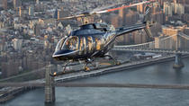 New York Helikoptervlucht: hoogtepunten van Manhattan, New York City, Helicopter Tours