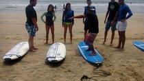 2 Hour Surf Lessons at Tamarindo Beach, Tamarindo, Surfing Lessons