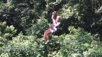 Buena Vista Combination Tour: Horseback Riding, Hiking, Hot Springs and Zip Line, Tamarindo, Eco ...