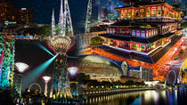 Singapore City Tour by Night, Singapore, Bike & Mountain Bike Tours