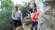 Learn to Rock Climb at Clear Creek Canyon