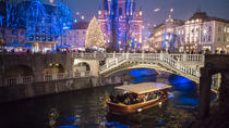 Ljubljana 2 Hour Magical Advent Tour including Cruise, Ljubljana
