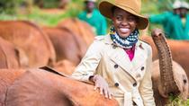 Nairobi National Park, David Sheldrick Elephant Orphanage, Giraffe Center and Karen Blixen Museum...