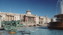 National Gallery and Trafalgar Square Tour in London, London, Private Sightseeing Tours