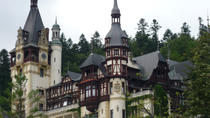 Full-Day Dracula Castle and Peles Castle Tour from Bucharest, Bucharest, Historical & Heritage Tours