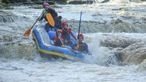 Whitewater Rafting on the River Dee from Llangollen, Wrexham