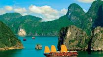 Full Day Halong Bay Islands and Caves with Kayaking from Hanoi, Hanoi, Kayaking & Canoeing