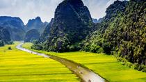 Hoa Lu and Tam Coc Full-Day Tour from Hanoi Including River Boat Ride, Hanoi, Day Trips