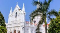 3-Night Tour of Great Cholas Dynasty with Church of our Lady of Velankanni from Tiruchirappalli, ...