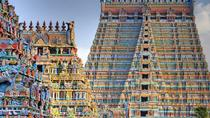 Visit: Rock Fort, Lourdes Church, Srirangam & Thiruvanaikovil in Tiruchirappalli, Thanjavur, ...