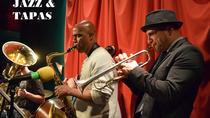 Malaga Tapas and Jazz Show Evening Tour, Malaga, Food Tours