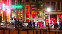 Offbeat Amsterdam Red Light District Nighttime Walking Tour with a Local Guide, Amsterdam, Cultural ...
