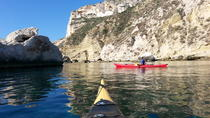 Kayak and Trekking Tour at Devil's Saddle from Cagliari, Cagliari
