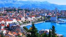 Private Plitvice Lakes National Park and Split Tour from Zagreb