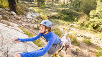 Skaha Bluffs Provincial Park Guided Rock Climbing Experience from Penticton, British Columbia, ...