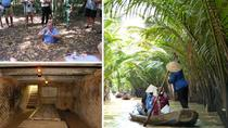 CU CHI TUNNELS AND MEKONG DELTA 1 DAY, ホーチミン