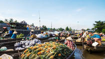 MEKONG DELTA FLOATING MARKET 2 DAYS 1 NIGHT, Ho Chi Minh City, Market Tours